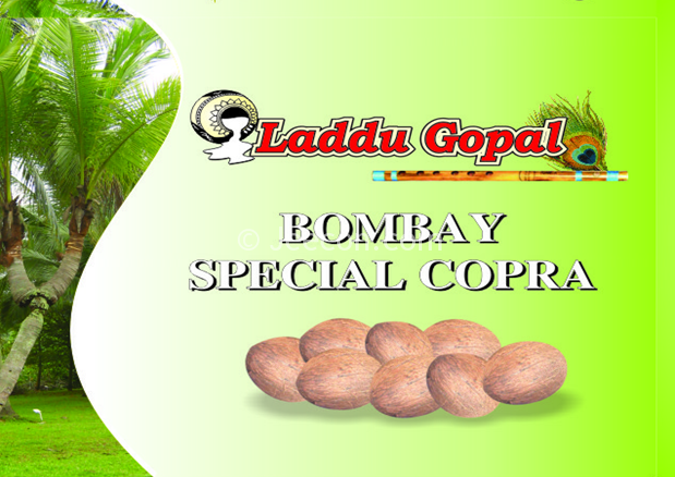 Copra (Dry Indian Coconut )