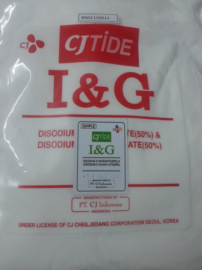 Ribotide I+G Flavor Enhancer E627 E631 E635